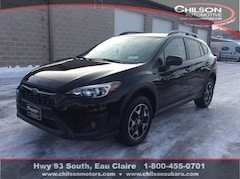 Certified Pre-Owned 2018 Subaru Crosstrek 2.0i Premium SUV JF2GTADC6JH298459 for Sale in Eau Claire WI