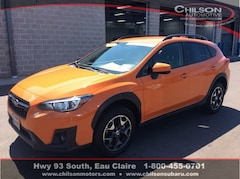Certified Pre-Owned 2018 Subaru Crosstrek 2.0i Premium SUV JF2GTADC5J8252315 for Sale in Eau Claire WI