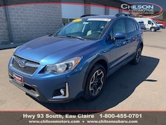 Certified Pre-Owned 2017 Subaru Crosstrek 2.0i Premium SUV JF2GPABCXHH272464 for Sale in Eau Claire WI