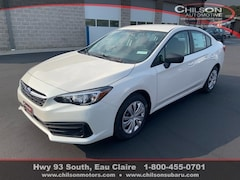 New 2020 Subaru Impreza Base Trim Level Sedan for sale in Eau Claire, Wisconsin