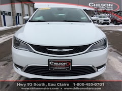 Bargain Used 2015 Chrysler 200 Limited Sedan 1C3CCCAB8FN603221 for Sale in Eau Claire, WI