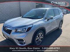 New 2020 Subaru Forester Limited SUV for sale in Eau Claire, Wisconsin