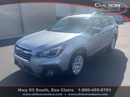 Used 2019 Subaru Outback 2 5i For Sale In Eau Claire Wi Stock P7976 Serving Chippewa Falls Menomonie River Falls