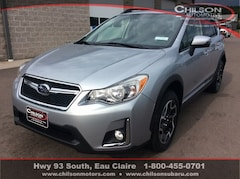 Certified Pre-Owned 2017 Subaru Crosstrek 2.0i Limited SUV JF2GPAKC1HH272126 for Sale in Eau Claire WI