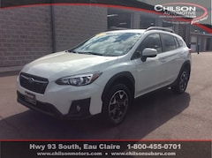 Certified Pre-Owned 2019 Subaru Crosstrek 2.0i Premium SUV JF2GTACC0K8206913 for Sale in Eau Claire WI