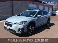 Certified Pre-Owned 2018 Subaru Crosstrek 2.0i Premium SUV JF2GTADCXJH303629 for Sale in Eau Claire WI