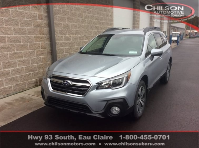 New 2019 Subaru Outback 2 5i Limited For Sale In Eau Claire Wi