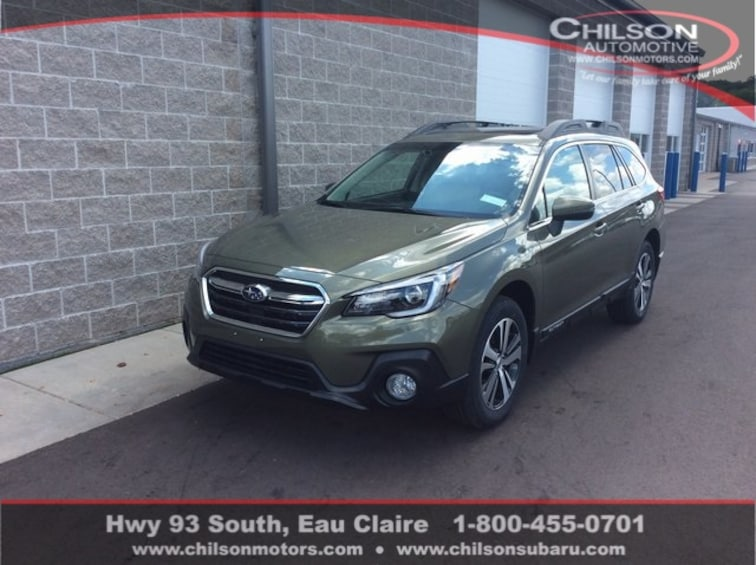 New 2019 Subaru Outback 2.5i Limited SUV in Eau Claire, WI