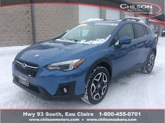 Pre-Owned 2018 Subaru Crosstrek 2.0i Limited SUV JF2GTALC2J8277903 for sale in Eau Claire, WI