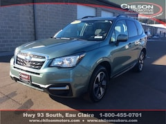 Certified Pre-Owned 2017 Subaru Forester 2.5i Premium SUV JF2SJAECXHH513303 for Sale in Eau Claire WI