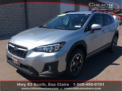 Used 2019 Subaru Crosstrek 2.0i Premium SUV JF2GTAEC5KH287842 for Sale in Eau Claire WI