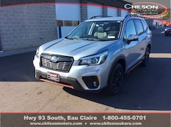 New 2020 Subaru Forester Sport SUV JF2SKAMC0LH603258 for Sale in Eau Claire WI