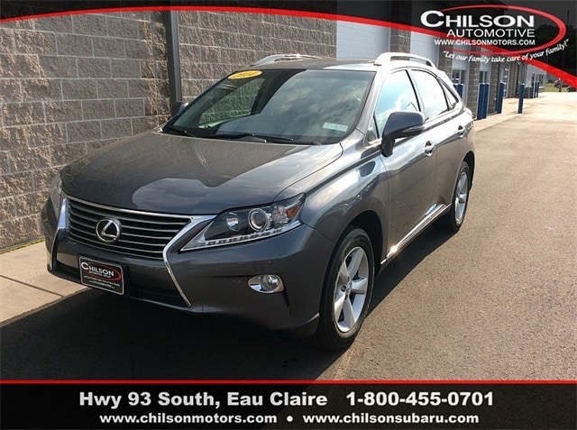 Used 2014 LEXUS RX 350 SUV In Eau Claire, WI