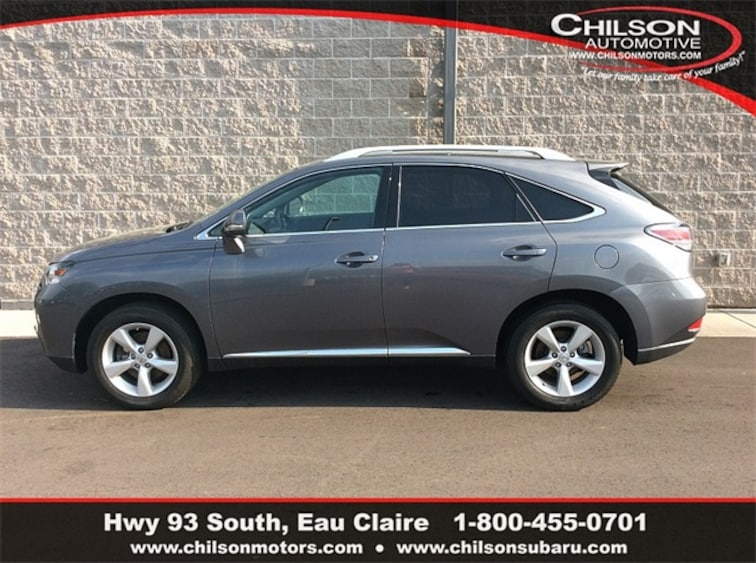 Used 2014 Lexus Rx 350 For Sale In Eau Claire Wi Stock P6590