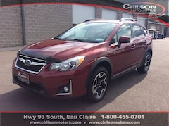 Certified Pre-Owned 2016 Subaru Crosstrek 2.0i Limited SUV JF2GPAKC8G8251594 for Sale in Eau Claire WI