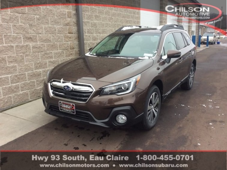 New 2019 Subaru Outback 3 6r Limited For Sale In Eau Claire Wi