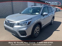 New 2020 Subaru Forester Premium SUV for sale in Eau Claire, Wisconsin