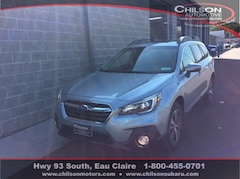 New 2019 Subaru Outback 2.5i Limited SUV 4S4BSANC1K3208283 for Sale in Eau Claire WI