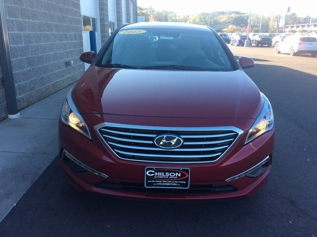 Used 2015 Hyundai Sonata SE For Sale in Eau Claire, WI - stock#P6932 |  Serving Chippewa Falls, Menomonie, River Falls