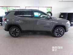New 2019 Jeep Compass UPLAND 4X4 Sport Utility for sale/lease in Painted Post, NY
