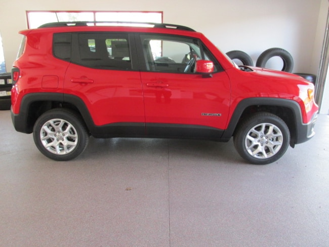New 2018 Jeep Renegade LATITUDE 4X4 Sport Utility for sale /lease in Painted Post, NY