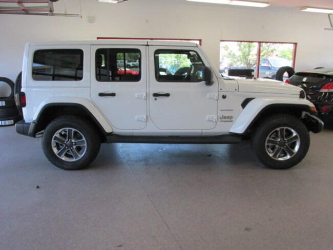 New 2018 Jeep Wrangler UNLIMITED SAHARA 4X4 Sport Utility for sale /lease in Painted Post, NY