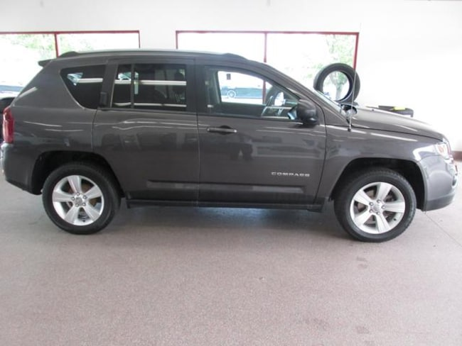 Certified Pre-owned 2016 Jeep Compass Sport SUV for sale in Painted Post, NY
