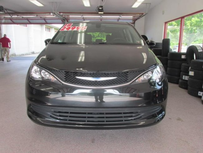 Certified Pre-owned 2018 Chrysler Pacifica Touring Van for sale in Painted Post, NY