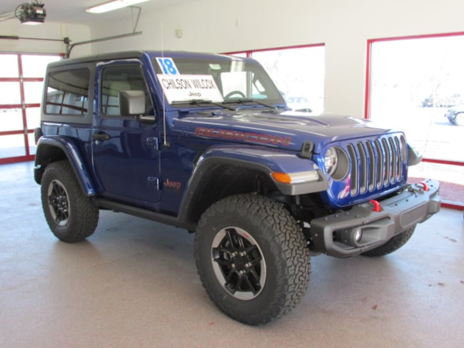 New 2018 Jeep Wrangler RUBICON 4X4 Sport Utility for sale /lease in Painted Post, NY