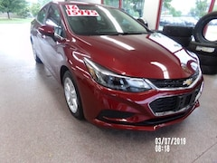 Used 2016 Chevrolet Cruze LT Auto Sedan for sale in Painted Post, NY