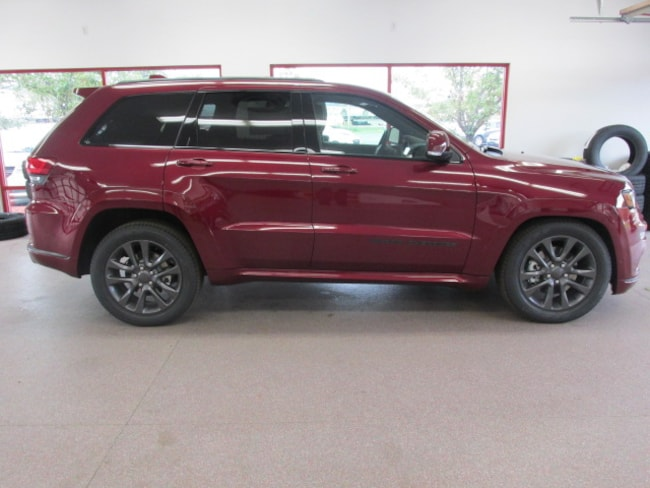 New 2019 Jeep Grand Cherokee HIGH ALTITUDE 4X4 Sport Utility for sale /lease in Painted Post, NY