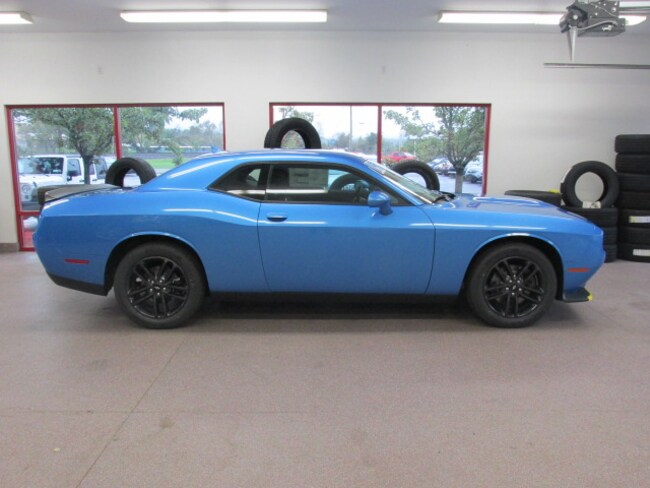 New 2019 Dodge Challenger GT AWD Coupe for sale /lease in Painted Post, NY