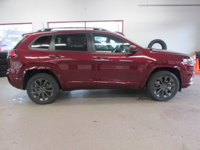 New 2019 Jeep Cherokee HIGH ALTITUDE 4X4 Sport Utility for sale /lease in Painted Post, NY
