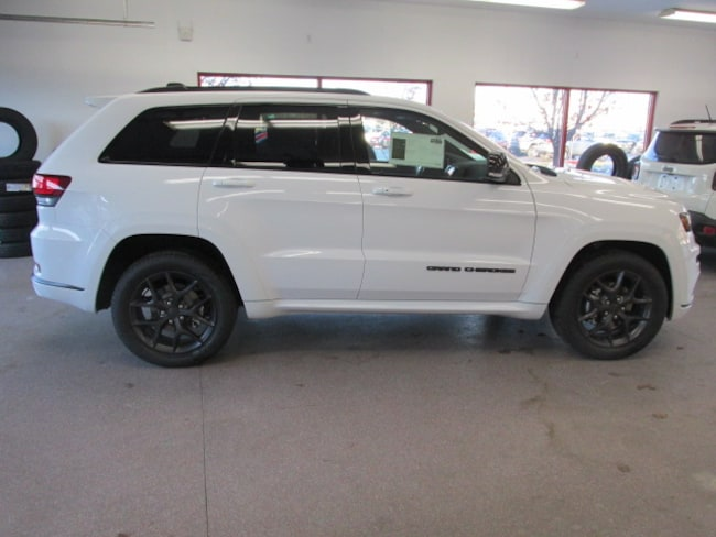 New 2019 Jeep Grand Cherokee LIMITED X 4X4 Sport Utility for sale /lease in Painted Post, NY