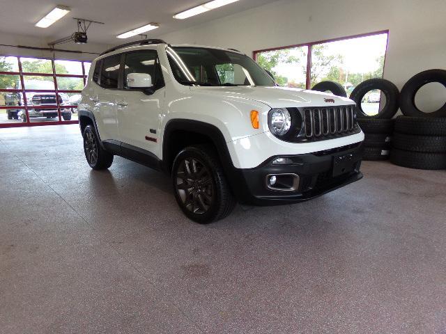 2016 Jeep Renegade SUV