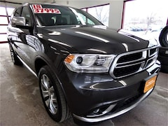Used 2018 Dodge Durango Citadel SUV for sale in Painted Post, NY