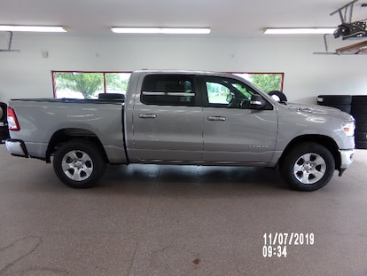 New 2019 Ram 1500 BIG HORN / LONE STAR CREW CAB 4X4 5'7 BOX For Sale in  Painted Post, NY | VIN# 1C6SRFFTXKN909315