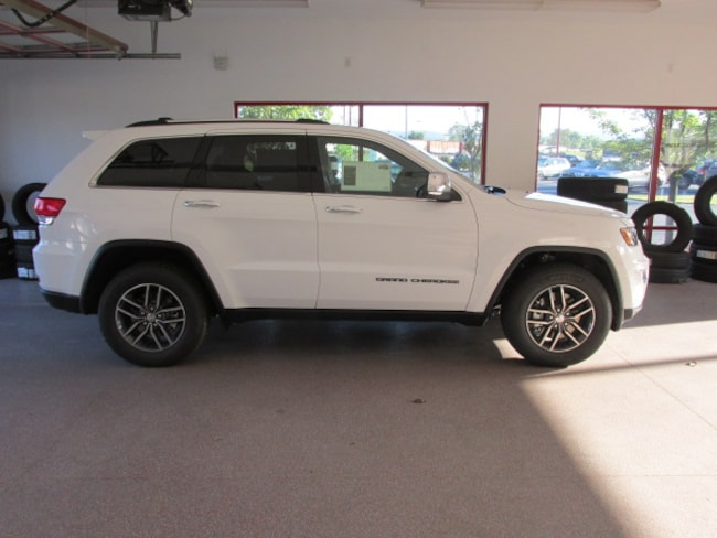 New 2018 Jeep Grand Cherokee LIMITED 4X4 Sport Utility for sale /lease in Painted Post, NY