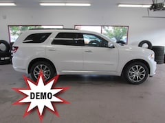 New 2018 Dodge Durango CITADEL ANODIZED PLATINUM AWD Sport Utility for sale/lease in Painted Post, NY