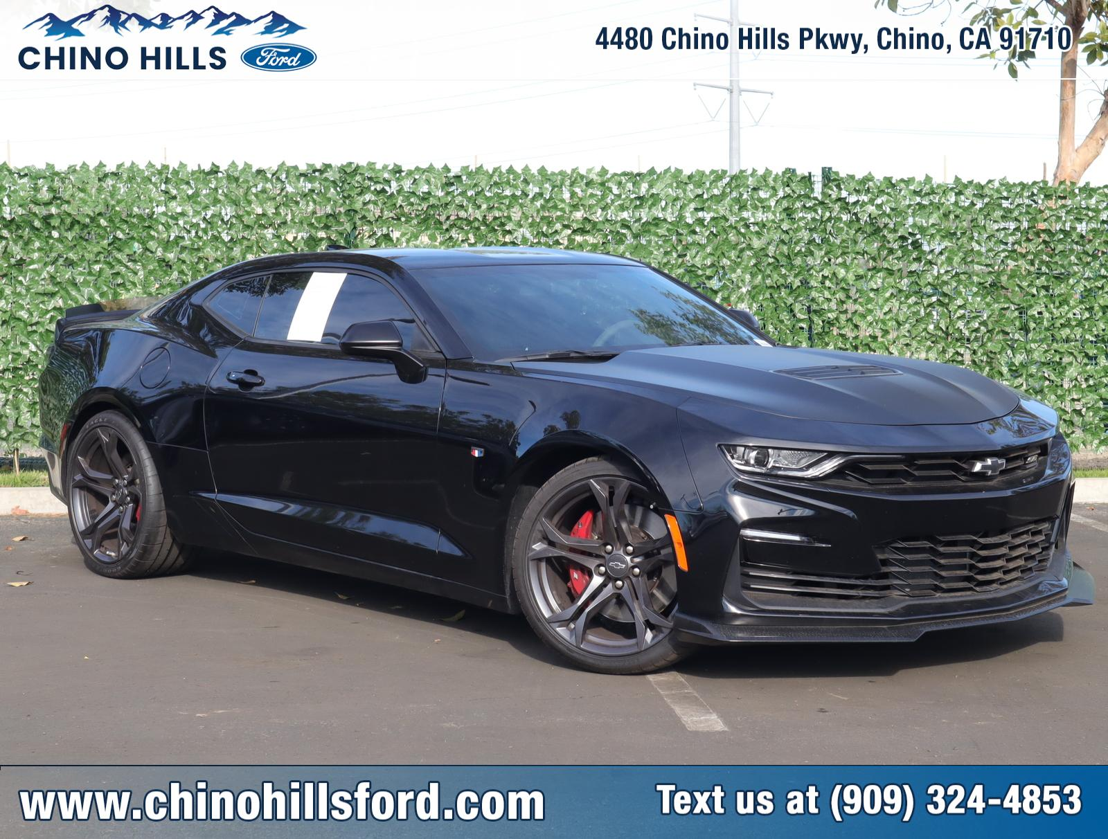 Used Chevrolet Camaro Chino Ca
