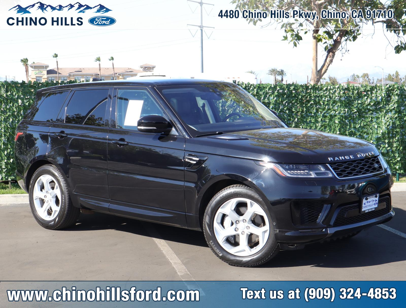 Used Land Rover Range Rover Sport Chino Ca