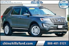 Certified Pre-Owned 2017 Ford Explorer XLT SUV 1FM5K7DH1HGD89917 for sale in Chino, CA
