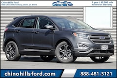 New 2018 Ford Edge SEL SUV 2FMPK3J8XJBC12804 for sale in Chino, CA
