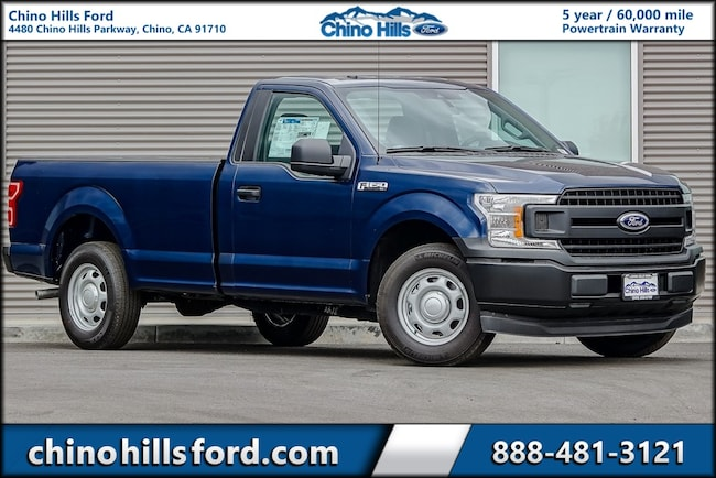 New 2019 Ford F-150 Truck Regular Cab for sale in Chino, CA