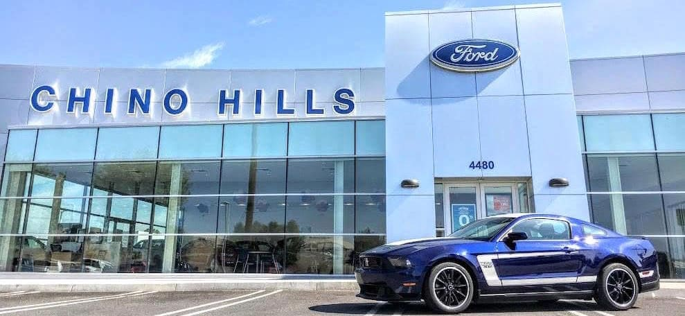 Chino Hills Ford Dealership