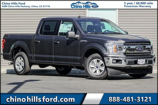 New 2019 Ford F-150 Truck SuperCrew Cab for sale in Chino, CA