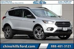 New 2019 Ford Escape SEL SUV 1FMCU0HD0KUA71988 for sale in Chino, CA