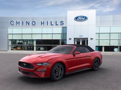 New 2020 Ford Mustang Ecoboost Convertible for sale in Chino, CA
