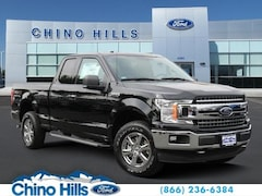 New 2018 Ford F-150 Truck SuperCab Styleside 1FTFX1E52JKF44246 for sale in Chino, CA