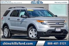Pre-Owned 2013 Ford Explorer Base SUV 1FM5K7B81DGB20457 for sale in Chino, CA